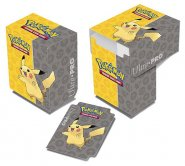 POKEMON: Pudełko na karty Full-View PIKACHU [5E-84481]