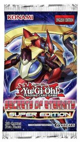 YGO: TCG #54 Secrets of Eternity SUPER Edition Booster [YGO44202]
