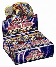 YGO: TCG #54 Secrets of Eternity SUPER Edition Booster BOX [YGO44202×8]