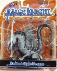 Mage Knight Radiant Light Dragon [WZK402]