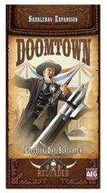Doomtown: ECG Saddlebag #3 - Election Day Slaughter [AEG5904]