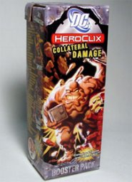 DC Heroclix: Collateral Damage [WZK4215EU]