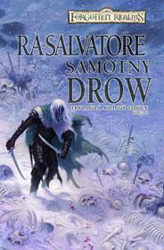 Samotny drow: Trylogia Klingi Łowcy Księga II [00100090]