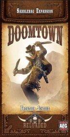 Doomtown: ECG Saddlebag #4: Frontier Justice [AEG5906]