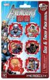 Marvel Heroclix: Avengers Assemble Dice & Token Pack CAPTAIN AMERICA [WZK71847]