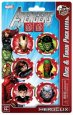 Marvel Heroclix: Avengers Assemble Dice & Token Pack IRON MAN [WZK71848]