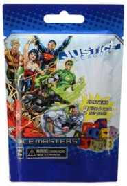 DC Dice Masters: Justice League Gravity Feed Booster pack [WZK71869]