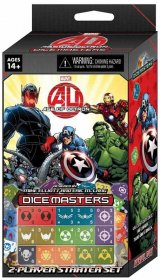 Marvel Dice Masters: Avengers - Age of Ultron, 2-player Starter Set [WZK71931]