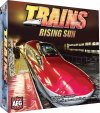TRAINS: Rising Sun Board Game - gra planszowa [AEG5812]