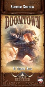 Doomtown: ECG Saddlebag #5: No Turning Back [AEG5907]