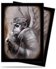 KOSZULKI NA KARTY - Monkey General (50 szt.) [5E-84550]