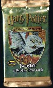 HARRY POTTER: booster - zestaw dodatkowy [414029]