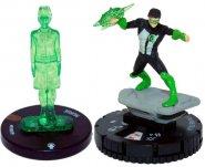 DC Heroclix: WAR of LIGHT Kyle Rayner+Nurse [WZK71206A]