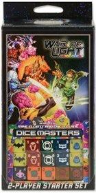 DC Comics Dice Masters: War of Light Starter Set [WZK72029]