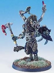 Legion Ahmuta: SLAUGHTERPIT ZOMBIE GNOLL (1 figurka) [1F881100000]