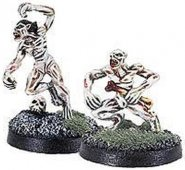 Legion Ahmuta: GHOUL (2 figurki) [1F883800000]