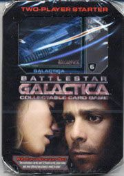Battlestar Galactica - talia podstawowa [WZK8501]