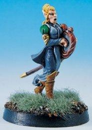 Ravilla: GREY ELF WARSINGER (1 figurka) [1F881500000]