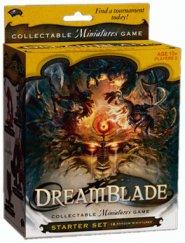 Dreamblade Gra Figurkowa - zestaw podstawowy [495642000]