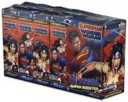 DC HeroClix: Superman/Wonder Woman Booster Brick [WZK72074]