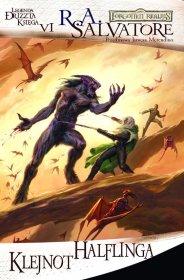 Klejnot Halflinga: Legenda Drizzta Księga VI [00100098]