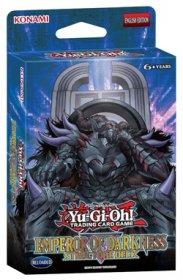 YGO: Yu-Gi-Oh! TCG Emperor of Darkness - Structure Deck - Talia Tematyczna [YGO44686]