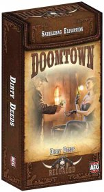 Doomtown: ECG Saddlebag #7: Dirty Deeds [AEG5911]