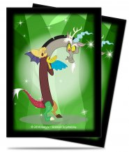 Protektory, koszulki na karty My Little Pony - Discord (65 szt.) [5E-84548]