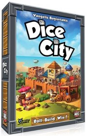 Dice City - gra kościana [AEG5836]