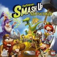 Smash Up! - Munchkin [AEG5508]