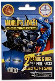 DC Dice Masters: World's Finest Gravity Feed booster [WZK72236]