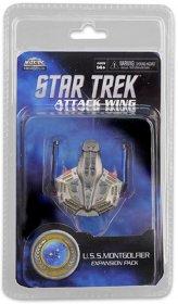 Attack Wing Star Trek: U.S.S. MONTGOLFIER (Wave 23) [WZK72326]