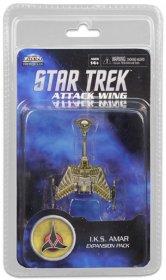 Attack Wing Star Trek: I.K.S. AMAR (Wave 23) [WZK72327]