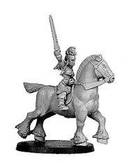 Gaels (Barbarzyńcy): Elowyn the Swift - Mounted Champion [IKC12332U]