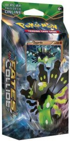 POKEMON: XY10 Fates Collide Theme Deck BATTLE RULER (Zygarde) [POK80118]