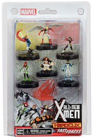 Marvel HeroClix: Uncanny X-Men Fast Forces [WZK72366]
