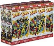 Marvel HeroClix: Uncanny X-Men Booster Brick (10 × booster 5-fig.) [WZK72364×10]