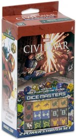 Marvel Dice Masters: Civil War Starter [WZK72258]