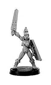 Gaels (Barbarzyńcy): Titania Swordswomen Champion [IKC12337U]