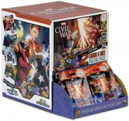 Marvel Dice Masters: Civil War Gravity Feed booster BOX [WZK72260×90]