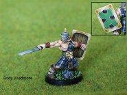 Gaels (Barbarzyńcy): Culann Swordsman Champion [IKC12339U]