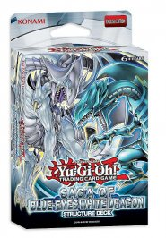 YGO: Yu-Gi-Oh! TCG Saga of Blue-Eyes White Dragon - Structure Deck [YGO82563]