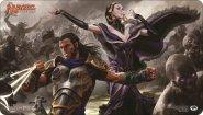MAGIC play mata Eldritch Moon (Deploy the Gatewatch) v3. [5E-86392]
