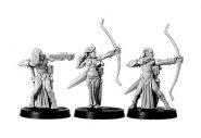 Sidhe (Elfy): Elf Archers Set 1 (3) [IKC12109U]