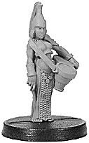 Sidhe (Elfy): Elf Musicial Female [IKC12125U]