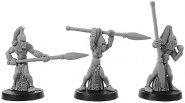 Sidhe (Elfy): Elf Guards Set 3 (3) [IKC12126U]