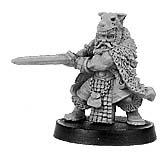 Vanir (Krasnoludy): Vidar Wolf Helm [IKC12204U]