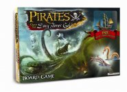 Pirates: QUEST FOR THE DAVY JONES' GOLD [WZK6108]
