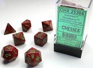 Kostki w kompletach (brick): SPECKLED - Strawberry (7) [CHX25304]