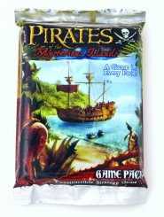 Pirates of the Mysterious Islands booster - zestaw dodatkowy [WZK6106]
